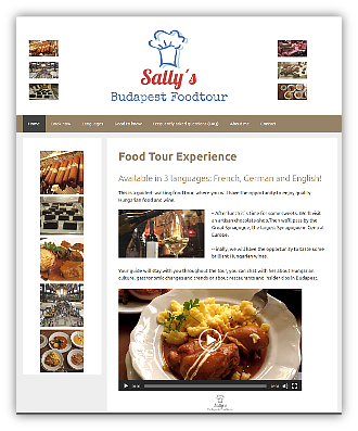 Sally's Food Tour